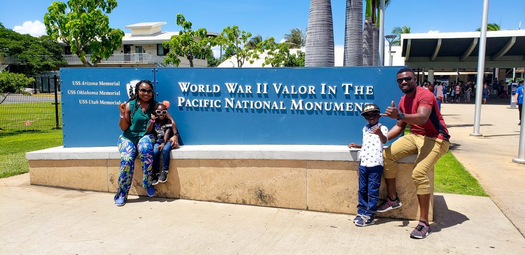 black kids do travel - honolulu with kids